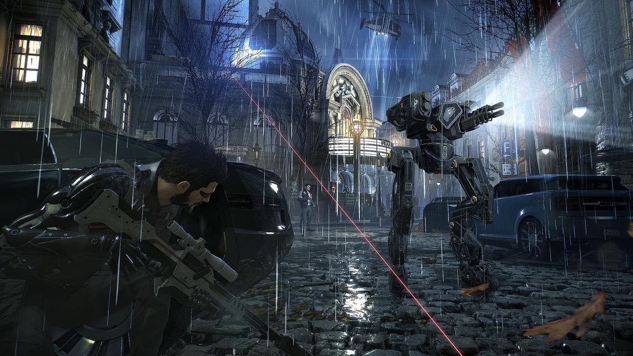 Kết quả hình ảnh cho Deus Ex Mankind Divided