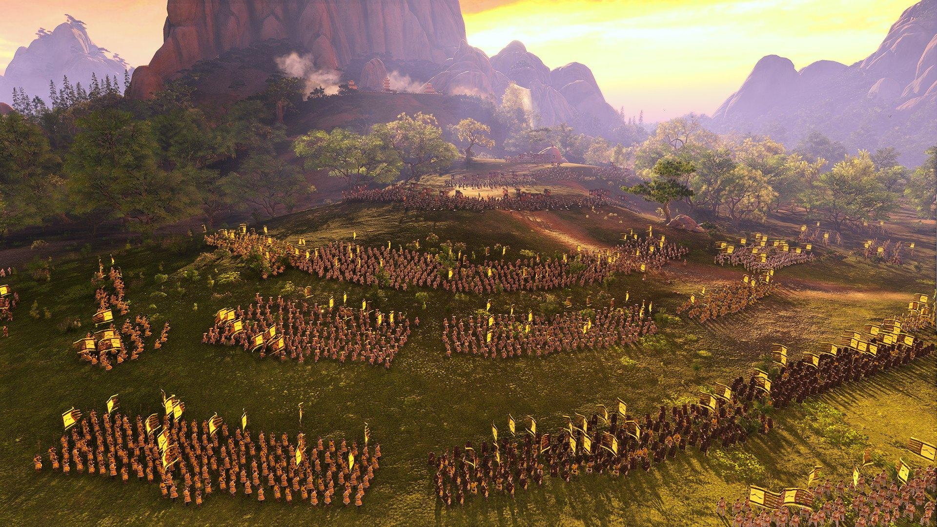 Total War: THREE KINGDOMS - Yellow Turban Rebellion EU Steam