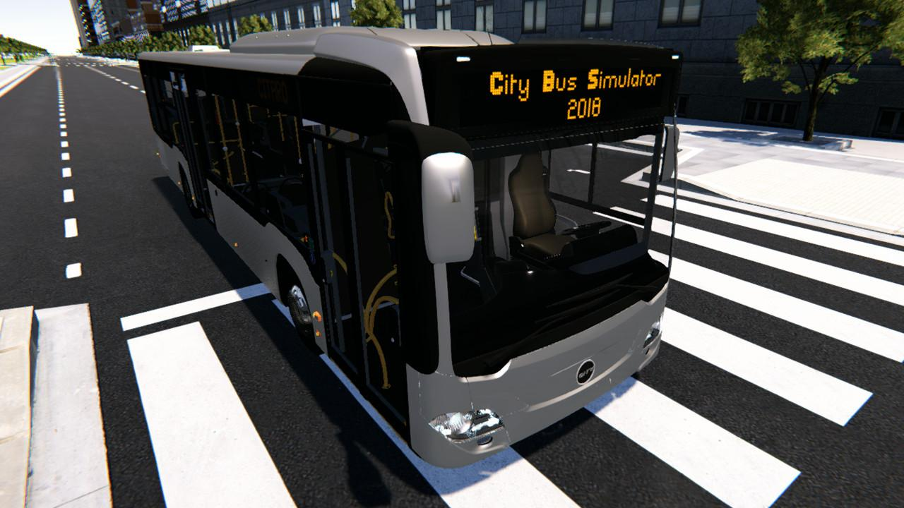 city bus simulator 2018 steam cd key acheter sur kinguin. Black Bedroom Furniture Sets. Home Design Ideas