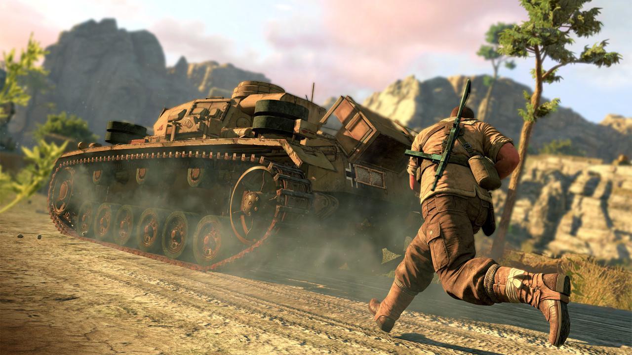 sniper elite 3 download key