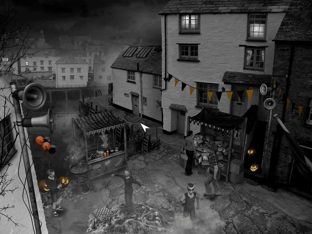 The Last Crown: Midnight Horror Steam CD Key