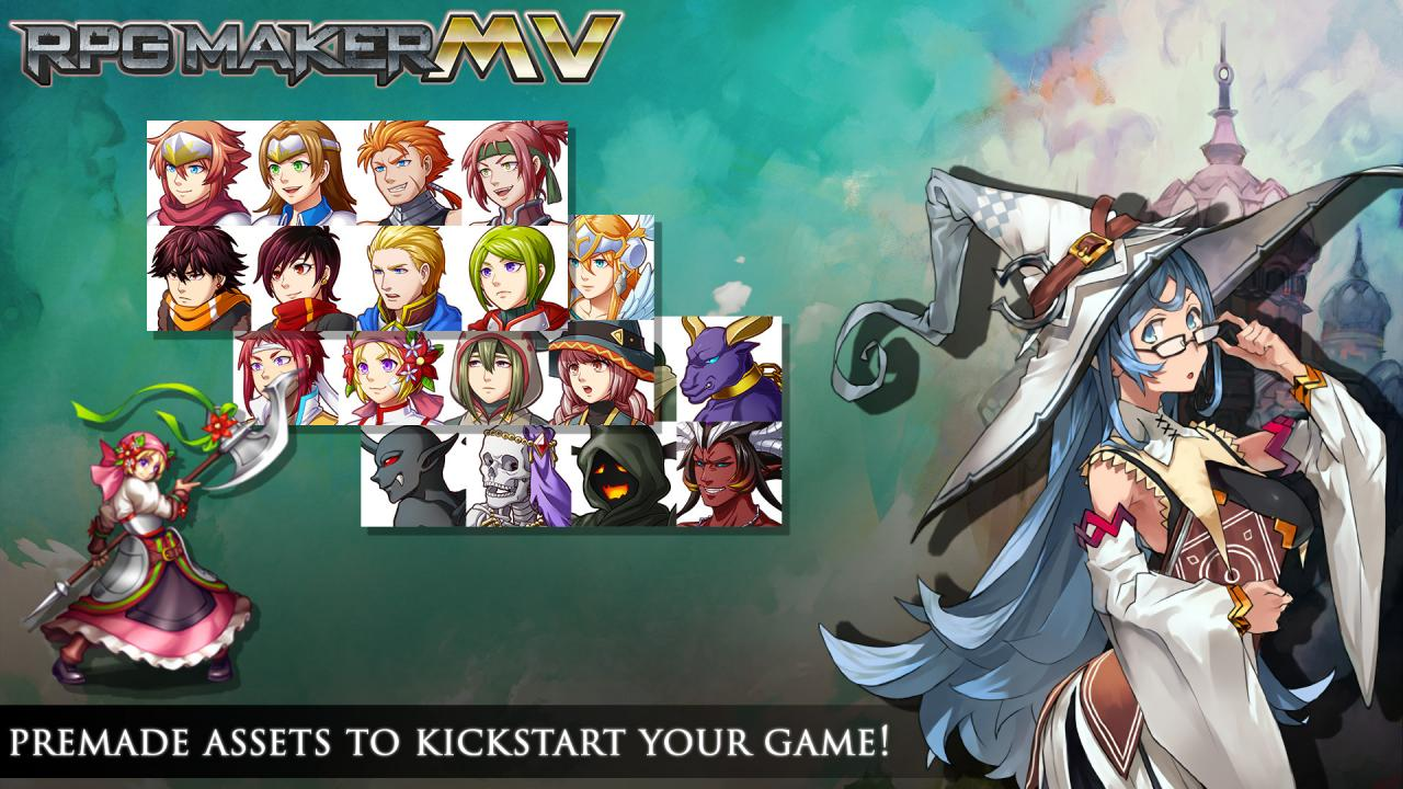 RPG Maker MV - M-DRIVE 16-bit Music Pack DLC Steam CD Key