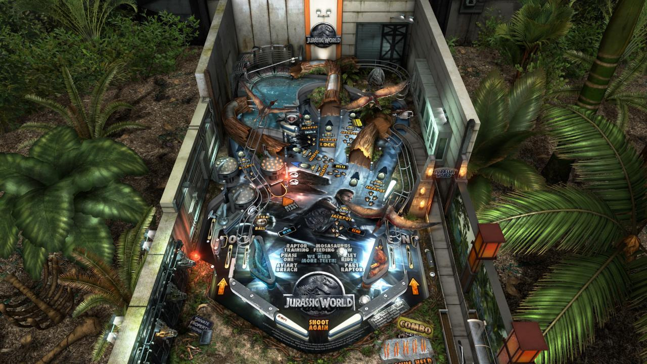 Pinball FX3 - Jurassic World Pinball DLC XBOX One CD Key