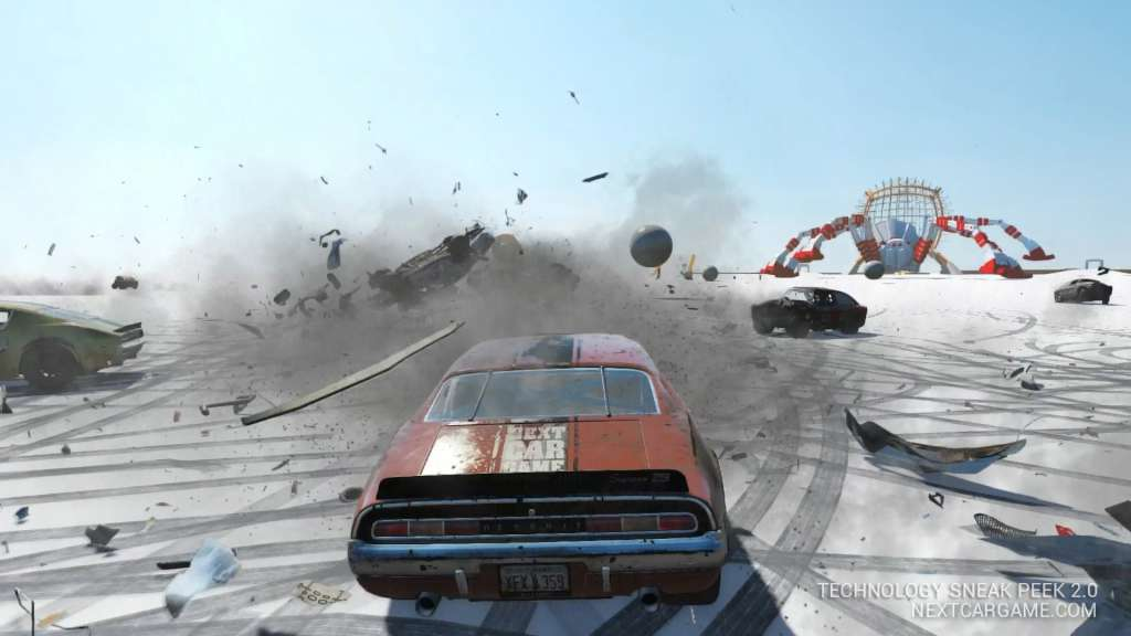 wreckfest steam cd key acheter sur kinguin. Black Bedroom Furniture Sets. Home Design Ideas