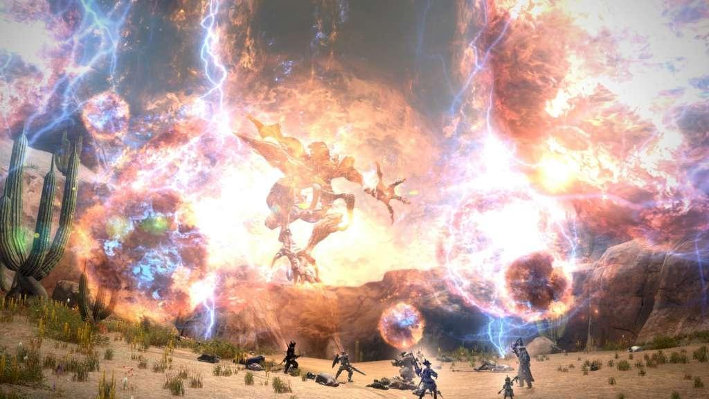 Final Fantasy XIV - Original Fat Chocobo Mount DLC EU Digital