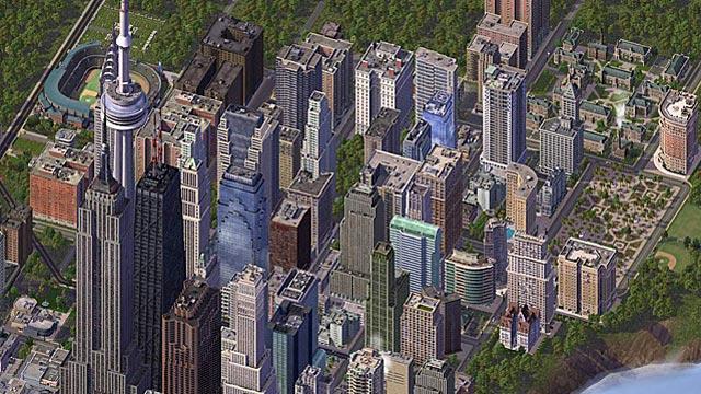 シムシティ4のウィンドウモードが起動しませ …