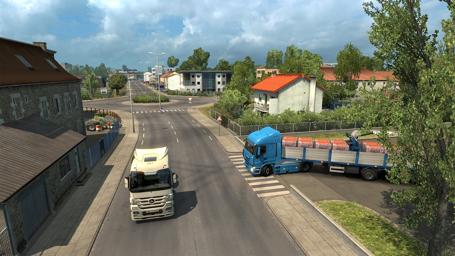 Image result for Euro.Truck.Simulator.2.Vive.la.France