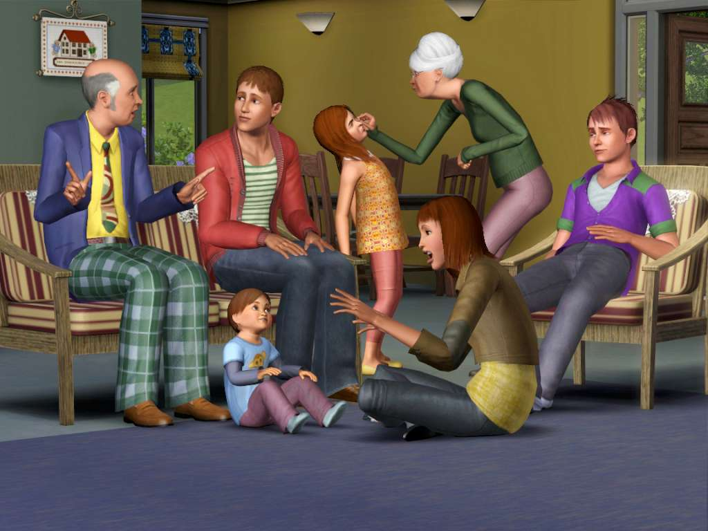 The Sims 3 - Generations Expansion Origin CD Key | Buy on ...