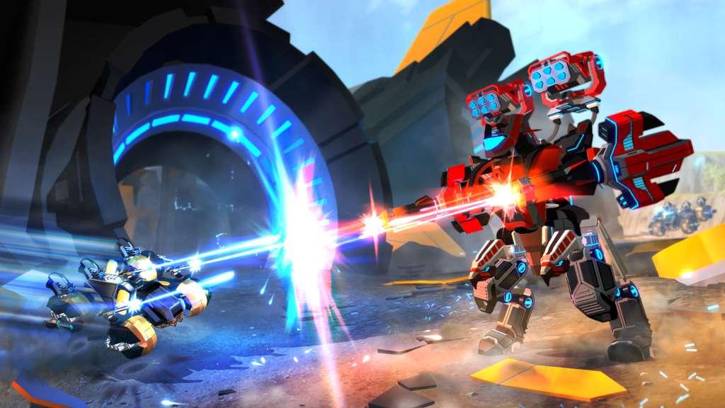 Robocraft - Protonium Pack DLC Steam CD Key