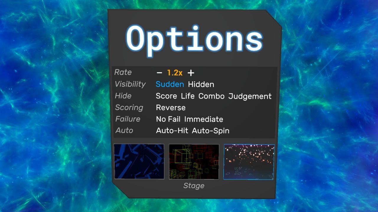 Seishin – Virtual Rhythm Game