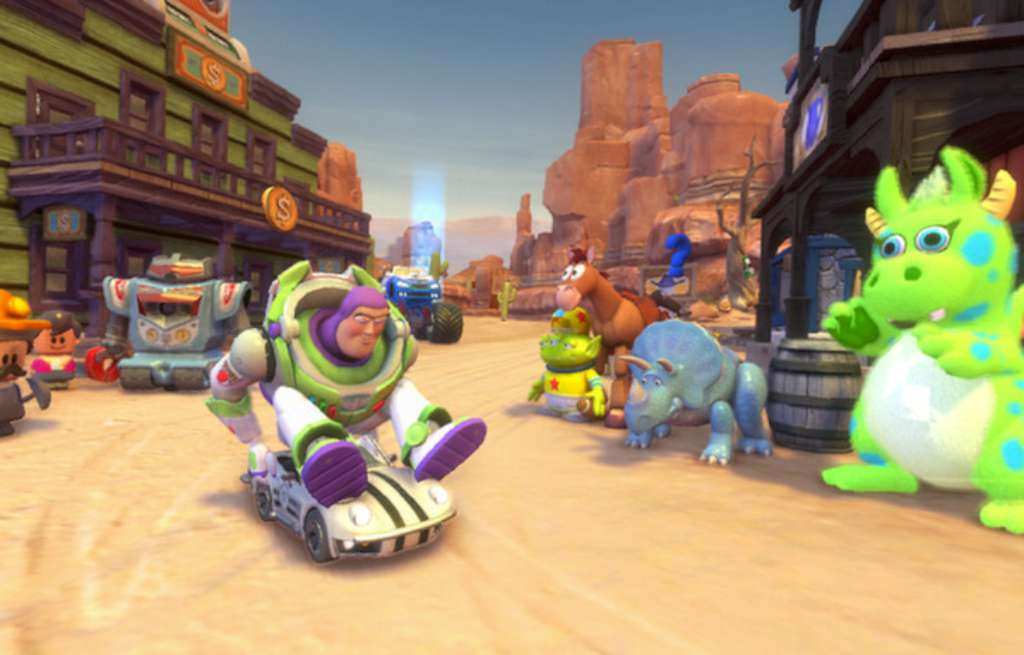 Toy Story Games To Play : Disney pixar toy story the video game steam cd key