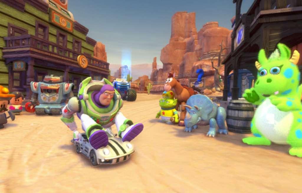 Toy Story 3 - Day Care Dash | Disney LOL