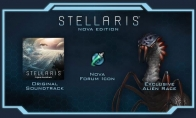 Stellaris Nova Edition - Upgrade Pack DLC Steam CD Key