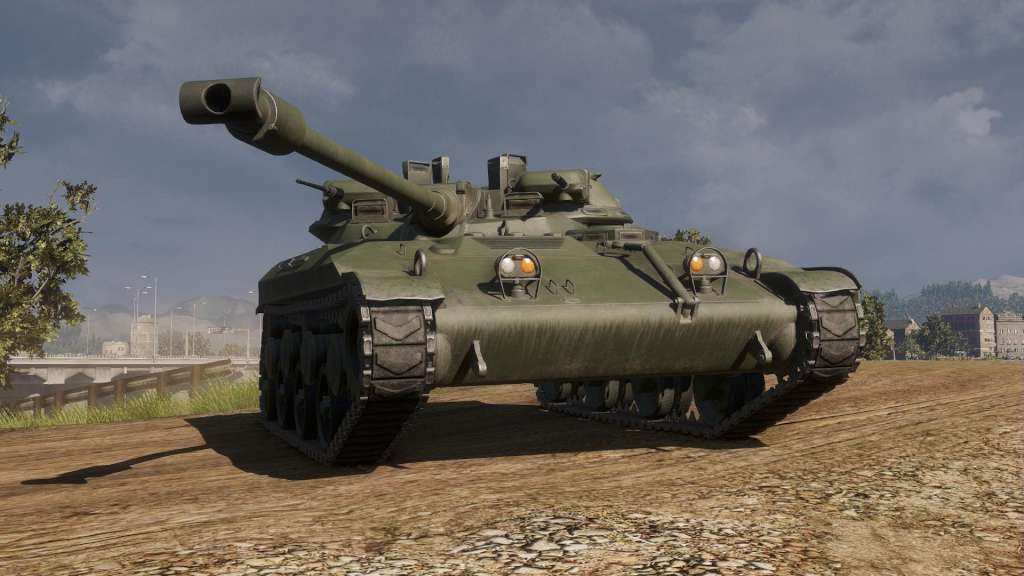 Chieftain mk 6 armored warfare giveaways