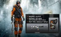 Tom Clancy's The Division - Hazmat Gear Set DLC EU PS4 CD Key