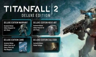 Titanfall 2 Deluxe Edition US PS4 CD Key