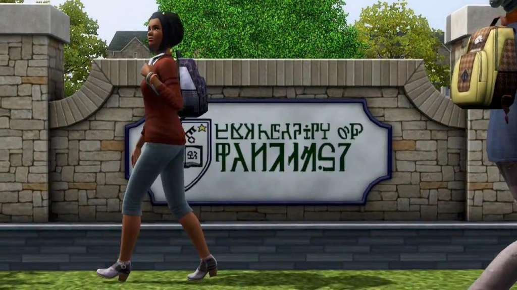 Online dating on sims 3