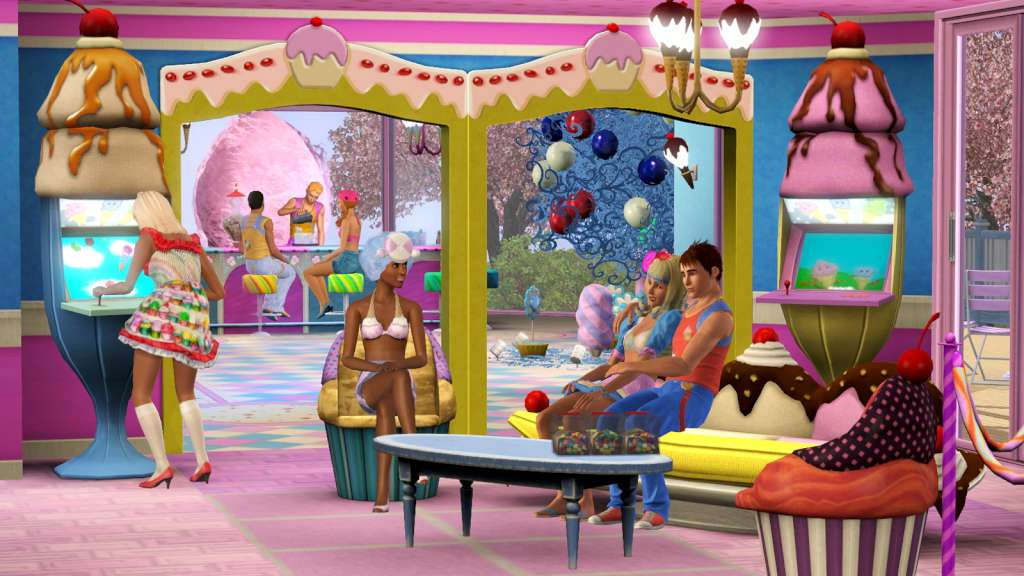 The Sims 3 Katy Perry Collector's Edition + Sweet Treats Stuff Pack