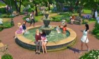 The Sims 4: Romantic Garden Stuff DLC Origin CD Key