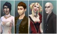 The Sims 4: Vampires DLC US PS4 CD Key