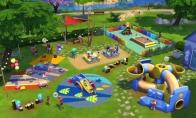 The Sims 4 Bundle - Cats & Dogs DLC + Parenthood DLC + Toddler Stuff DLC US PS4 CD Key