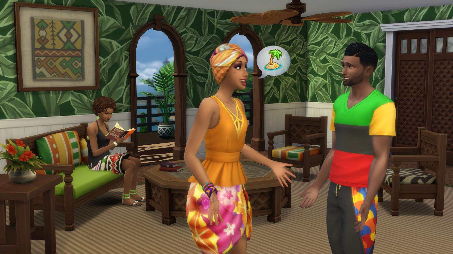The Sims 4 + Get Famous DLC Bundle Origin CD Key