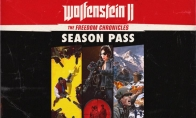 Wolfenstein II: The Freedom Chronicles - Season Pass US XBOX ONE CD Key