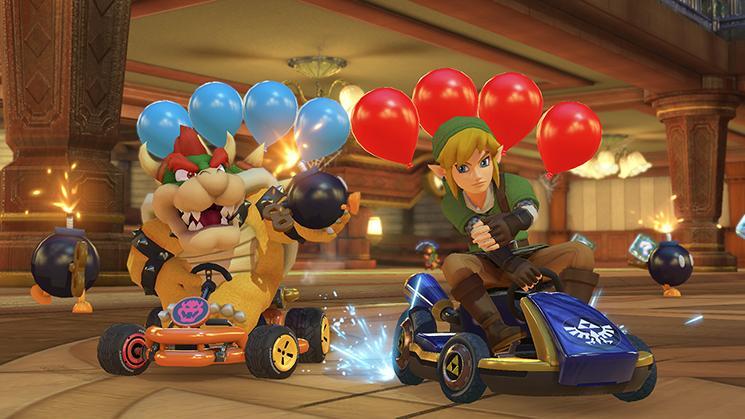 Mario Kart 8 Deluxe US Nintendo Switch CD Key