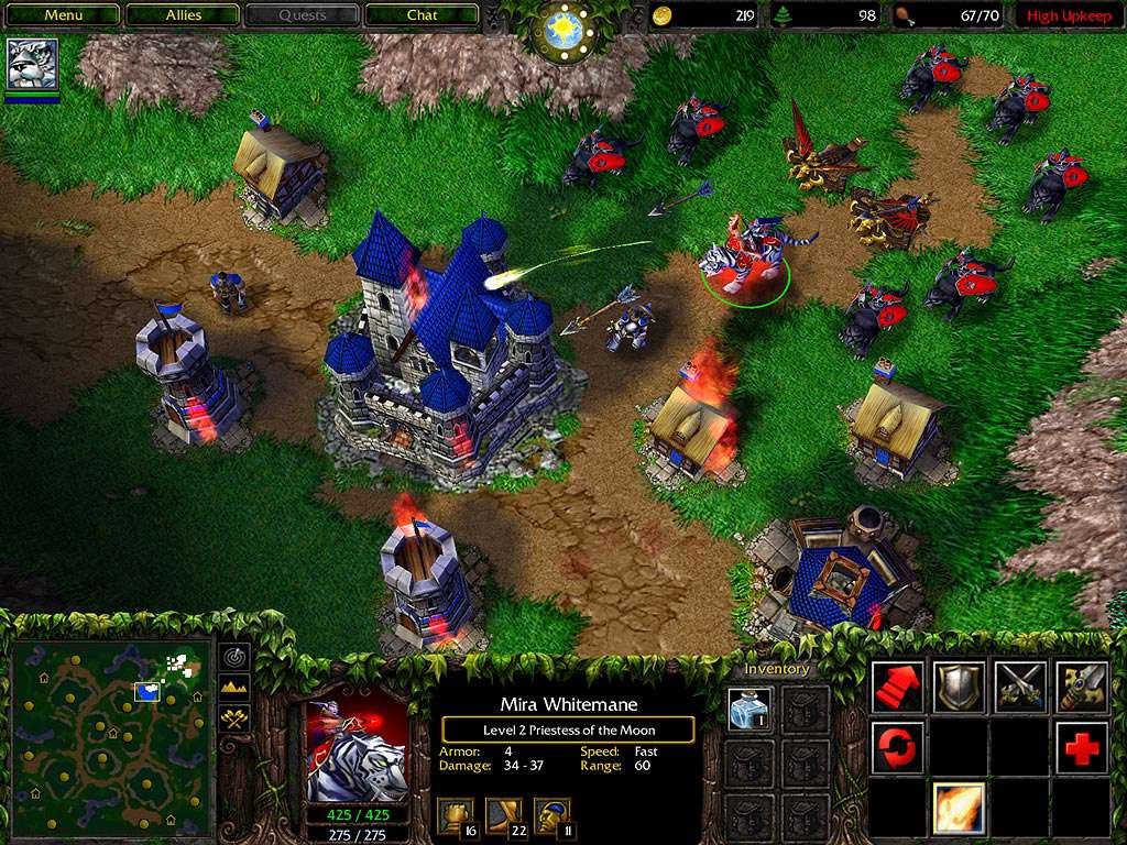 Warcraft 3 torrent скачать