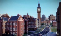 SimCity British City Pack DLC Chave Origin