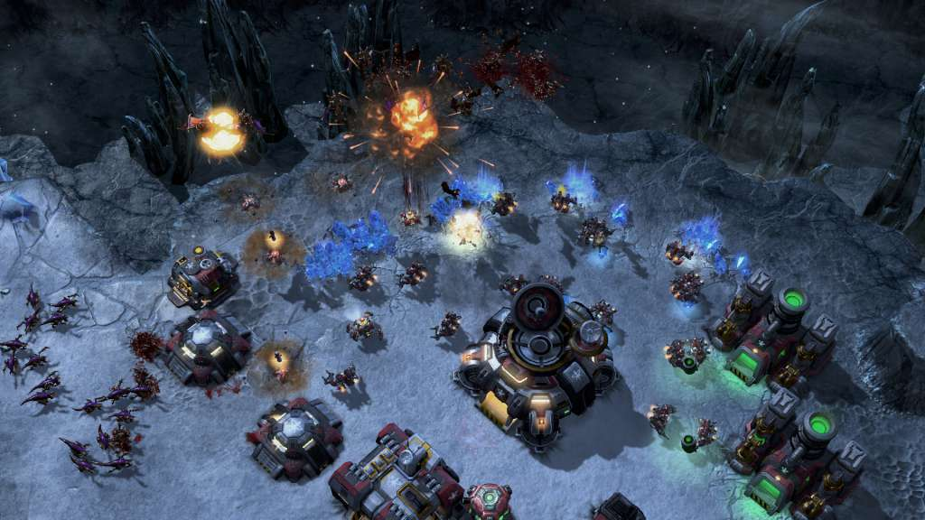 starcraft 2 wings of liberty download size