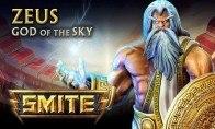 SMITE - Zeus & Zeus Almighty Skin CD Key