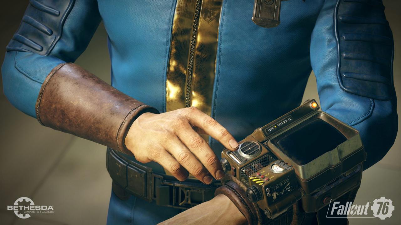 Fallout 76 PRE-ORDER EU Bethesda CD Key