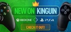 New on Kinguin