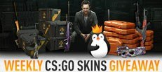 Weekly CS:GO SKINS