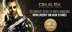 Deus Ex Raffle