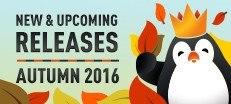 Herfst Releases 2016