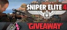 Sniper Elite Giveaway