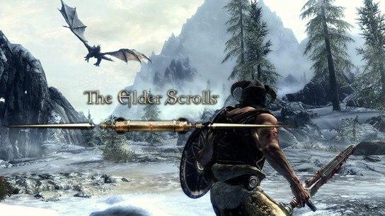 Elder-Scrolls-Reihe
