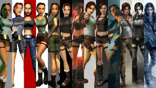 Tomb Raider Reihe2