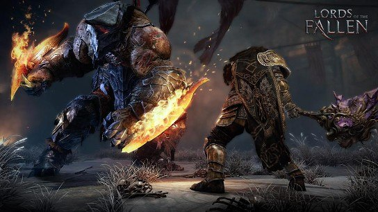 Lords of the Fallen Reihe