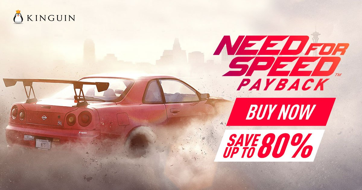 need for speed payback bei kinguin kaufen. Black Bedroom Furniture Sets. Home Design Ideas