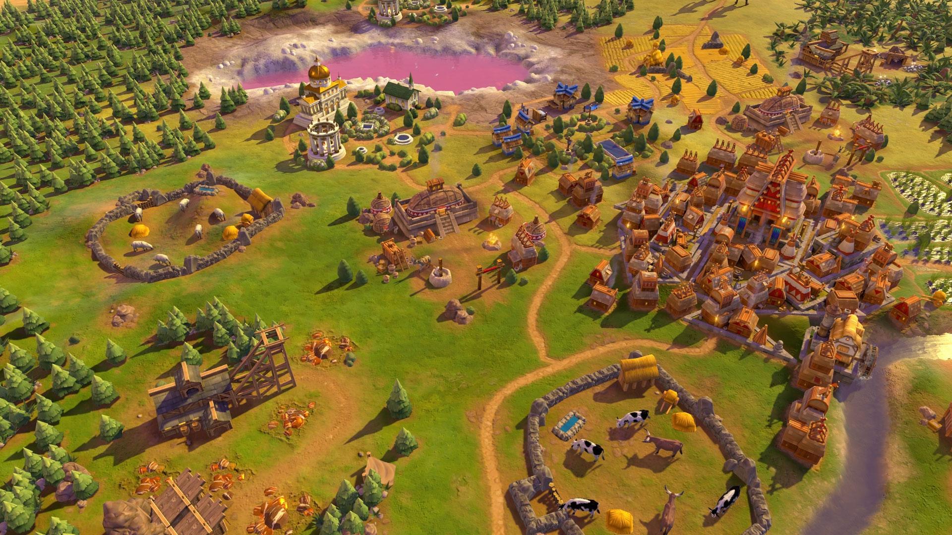 Sid Meier's Civilization VI - Rise and Fall   Buy on Kinguin