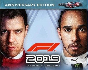 F1 2019 Anniversary Edition Steam CD Key