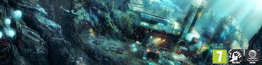 Anno 2070 Deep Ocean Kinguin