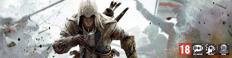 Assassin's Creed 3 Kinguin