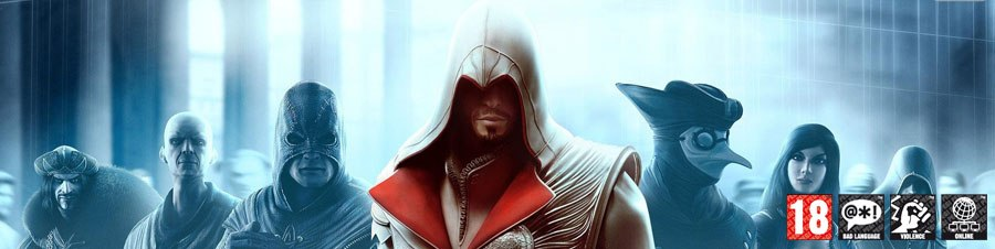 Assassin's Creed Brotherhood  Kinguin
