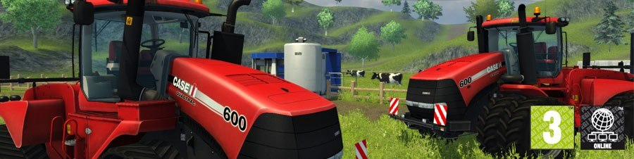 Farming Simulator 2013 Steam Key