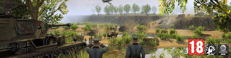 Men At War Steam Key