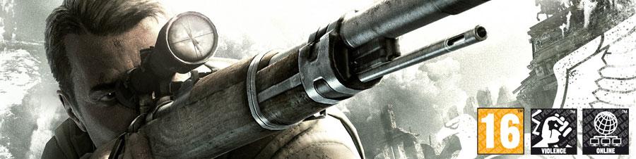 Sniper Elite V2 key